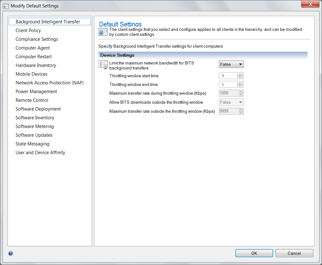 The features of Configuration Manager 2012 overview – part 1