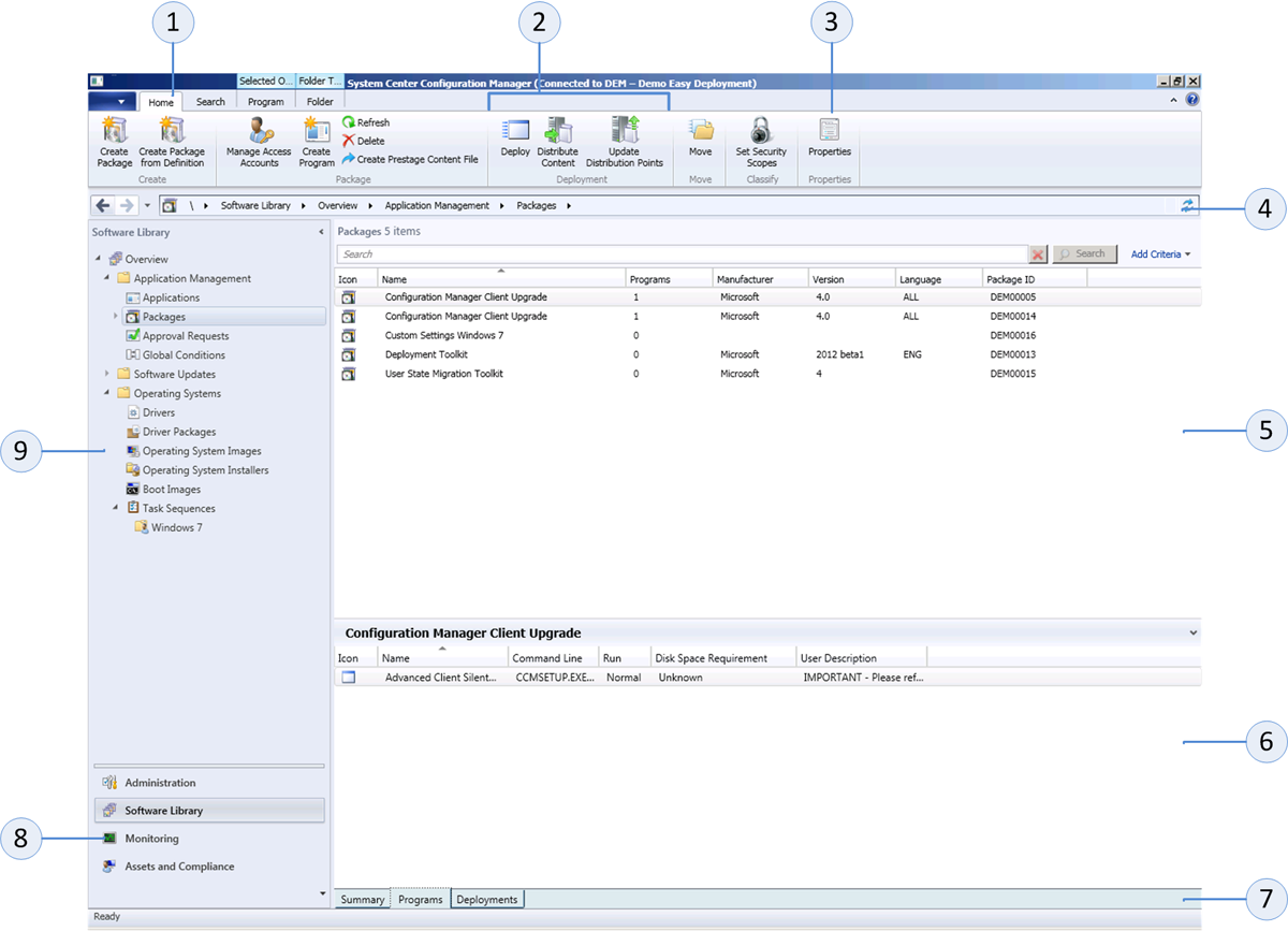 The features of Configuration Manager 2012 overview – part ...