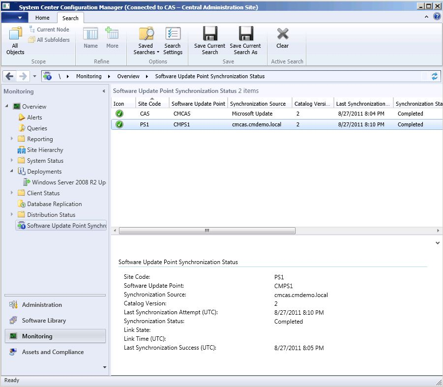 The features of Configuration Manager 2012 overview – part 4