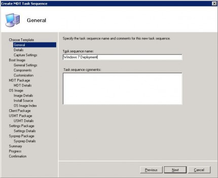 MDT 2012 integration in Configuration Manager 2012 – part 2