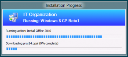 Downloading Office 2010
