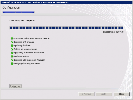 High availability options in ConfigMgr 2012 | Enterprise