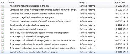 Software Metering in Configuration Manager 2012 | Enterprise
