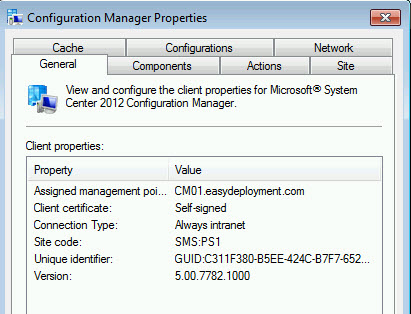 How to update ConfigMgr clients automatically… in SP1