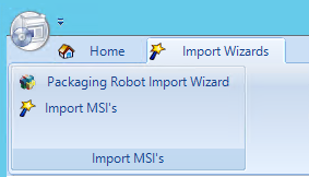 Import Wizards
