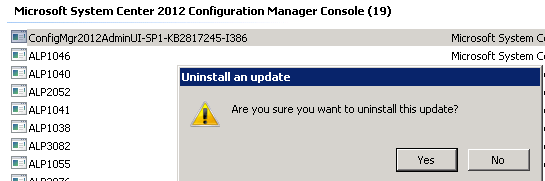 Quota violation when using Get-CMDevice with ConfigMgr 2012