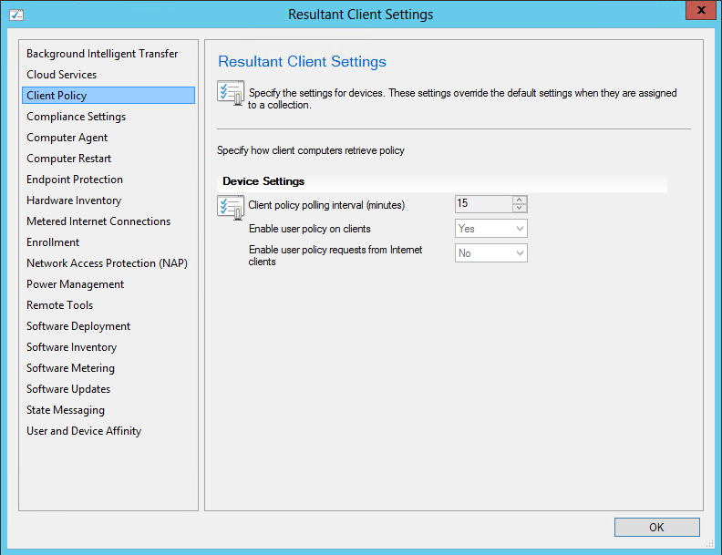 New features in ConfigMgr 2012 R2 tested and pointed out