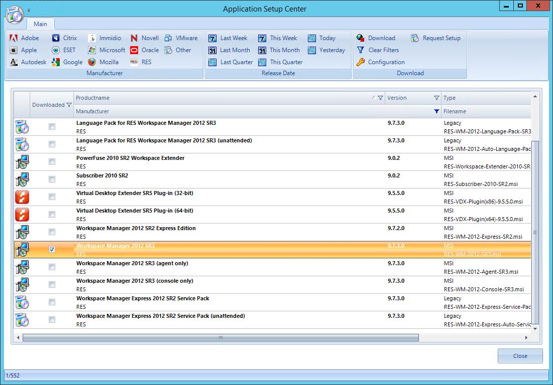 Setup Commander 1 0 (RTM) has been released | Enterprise