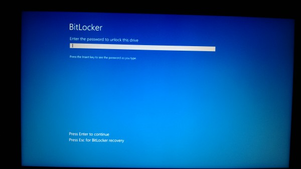Supply your BitLocker Passphrase to be able to boot into Windows To Go