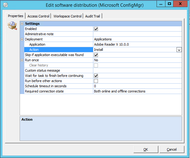 RES Workspace Manager 2014 adds support for ConfigMgr