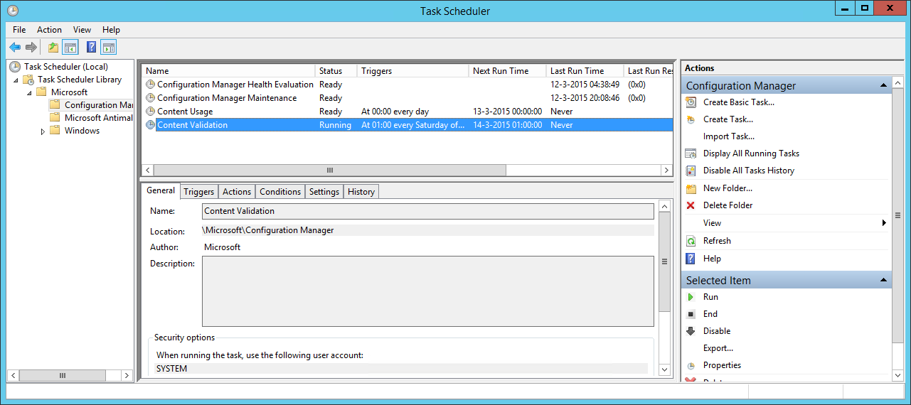 Quick ConfigMgr 2012 R2 content troubleshooting tips