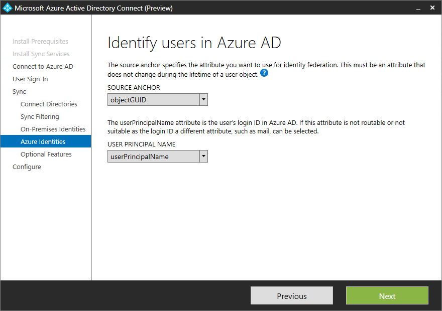 Microsoft AAD Connect Preview is the next step | Enterprise