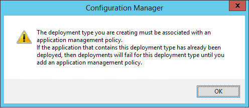 Notice that you need to change deployment